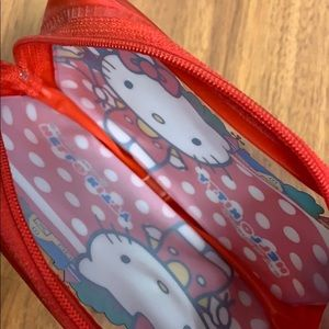Hello Kitty Bags - Brand New With Tags Hello Kitty Japan Pouch